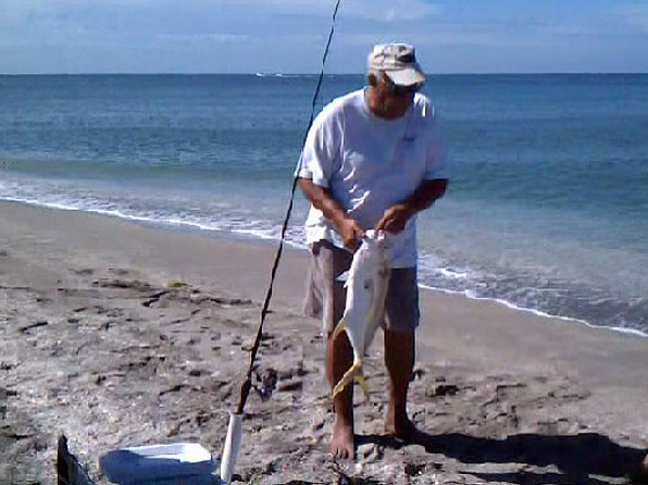 Turtle Beach Siesta Key fishing